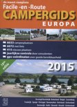 Campergids facile-en-route Europa  / 2015