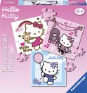 Ravensburger 3-in-1 Puzzel - Hello Kitty