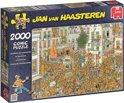 Jan van Haasteren De Inhuldiging - Puzzel - 2000 stukjes
