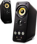 Creative Gigaworks T20 II - PC Speakerset - Zwart