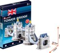 3D Puzzel Tower Bridge 32Dlg.