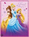 Disney Prinsessen - Plaid - Multi
