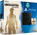 Sony PlayStation 4 Uncharted The Nathan Drake Collection Console - 500GB - Zwart - PS4