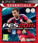 Pro Evolution Soccer 2015 (Essentials)  PS3