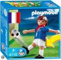 Playmobil Voetbalspeler Frankrijk - 4710