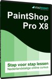 Staplessen PaintShop Pro X8 (18) - Nederlands / Windows