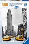 Ravensburger Flat Iron New York City - Legpuzzel - 500 Stukjes