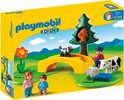 Playmobil 1.2.3. Wandeling in de Wei - 6788
