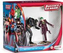 Schleich Batman versus Joker Justice League