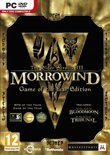 The Elder Scrolls 3, Morrowind Game Of The Year Edition