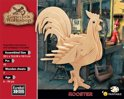 Gepetto's Rooster - 3D puzzel