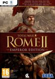 Total War, Rome 2 (Emperor Edition)  (DVD-Rom)
