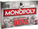 Monopoly Walking Dead - Bordspel