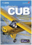 Flight Replicas Cub (FS X Add-On)  (DVD-Rom)