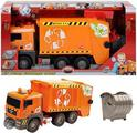 PUMP ACTION GARBAGE TRUCK (55CM)