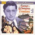 Herrmann: The Snows of Kilimanjaro, 5 Fingers / William Stromberg, Moscow SO