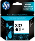 HP 337 - Inktcartridge / Zwart