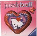 Ravensburger Puzzle ball hart hello kitty knipoog 11cm