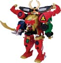 Power Rangers DX Voertuig  Super MegaForce