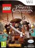 LEGO, Pirates of the Caribbean  Wii