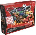 Jumbo Cars 2 in 1 - Activity puzzel - 53 stukjes
