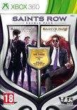 Saints Row (Double Pack) (Saints Row 3 + 4)  Xbox 360