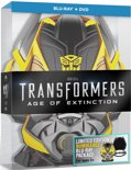 Transformers 4: Age Of Extinction (2D+3D Blu-ray+ Bonus) (Bumblebee Head)