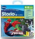 Vtech Storio 2 - Game - Spiderman