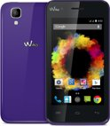 Wiko dual sim smartphone Sunset - Violet