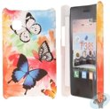 LG T385 Hard Case Hoesje - Butterfly Love