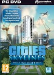 Cities: Skylines - Deluxe Edition - Code in a Box - PC/MAC