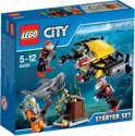 LEGO City Diepzee Starter Set - 60091