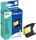 cartridge Brother Pelikan LC1240 ye comp. Yellow