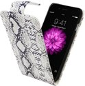 Colorfone PREMIUM Business Color Case / Hoesje / Cover voor de Apple iPhone 6 Plus Wit