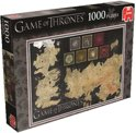 Game of Thrones - Puzzel - 1000 Stukjes
