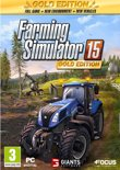 Farming Simulator 2015 (Gold Edition)  (DVD-Rom)