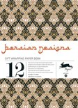 Persian Designs / Gift & Creative Paper Book Vol. 25