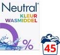 Neutral 0% Kleur Parfumvrij Waspoeder - 3 kg - Wasmiddel