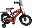 Yipeeh Extreme - Kinderfiets - 12 inch - Rood