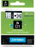 Dymo Labelmanager D1 Tapes -  Bundel Pack / 2 x D1 Tape 12mm*7m / 1 x D1 Tape 12mm*7m