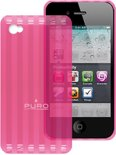 PURO iPhone 4 Plasma - Roze
