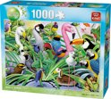 Animals W. 1000pcs Magic Birds