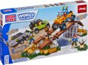 Mega Bloks Jeep Rock Crawiling Adventure