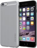 Incipio Feather Shine Apple iPhone 6 Plus case - snap-on hoes - Silver