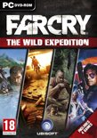 Far Cry, The Wild Expedition (Compilation) (Far Cry 1 + 2 + 3 + DLCs)  (DVD-Rom)