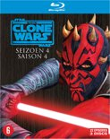 Star Wars: The Clone Wars - Seizoen 4 (Blu-ray)