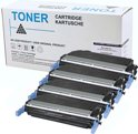 Set 4X Compatible Toner voor Hp 308A 311A Color Laserjet 3700
