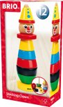 Brio Stapelbare Clown
