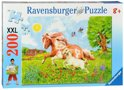 Puzzel Pony Peppermint - In de wei