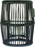 Riverdale Vintage - Windlicht - Zwart - 45 cm